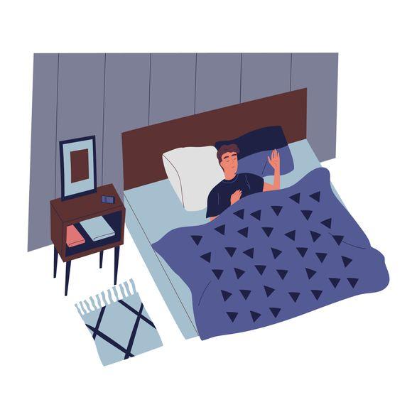 Рассеянный склероз и сон