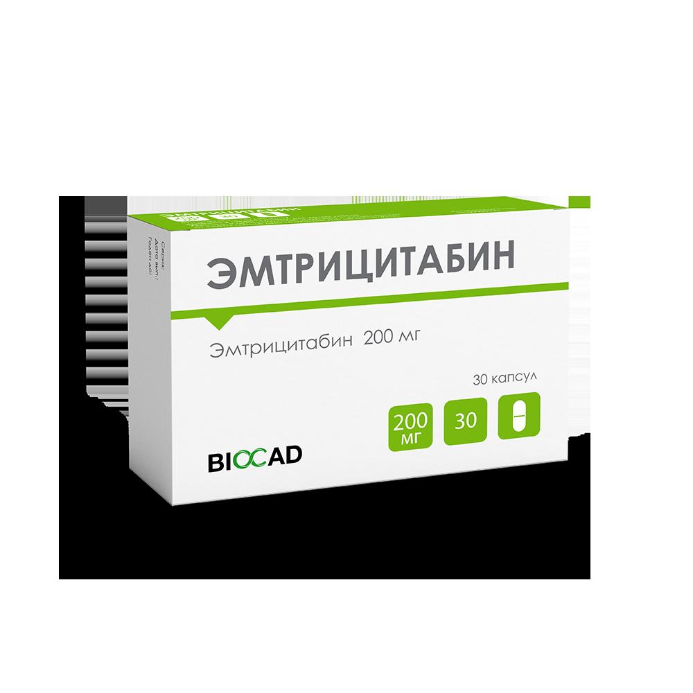 Эмтрицитабин