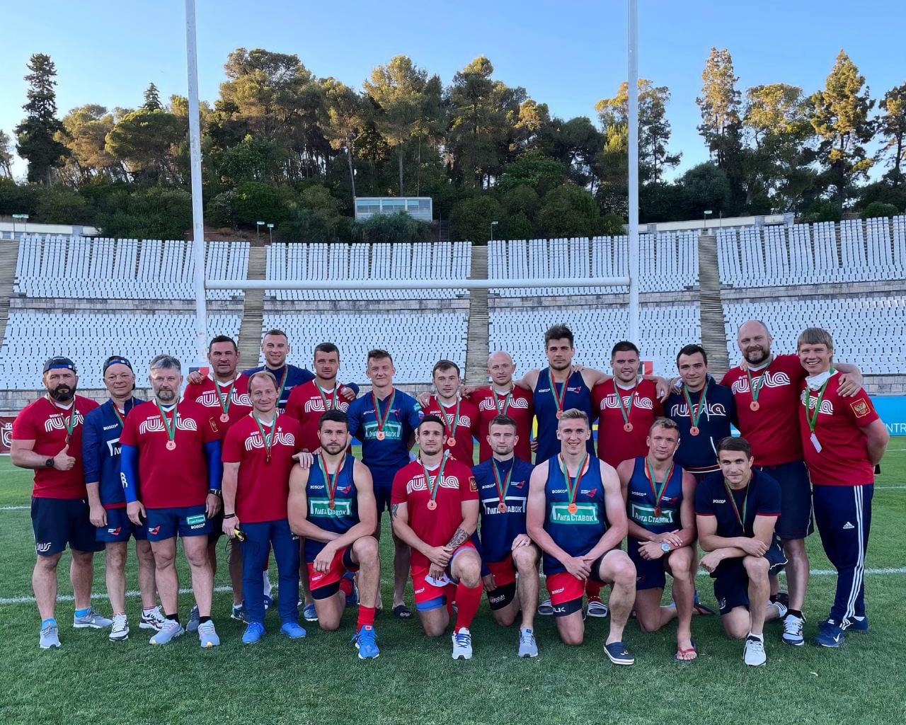 Наши игроки в сборной России на Чемпионате Европы